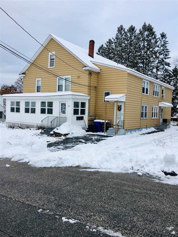 image of Manchester NH  3 Unit Multi Family | sq.ft. 4000
