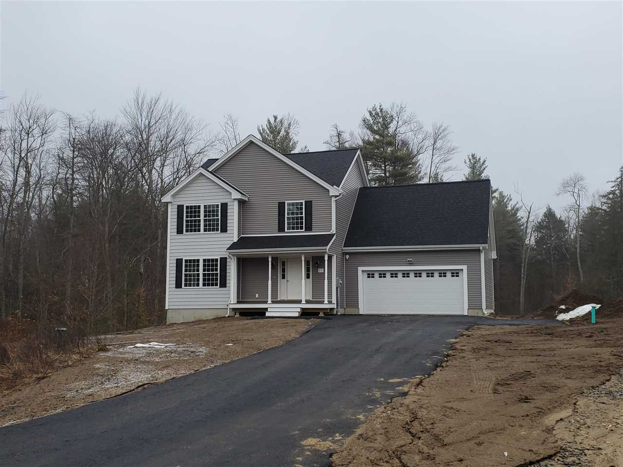 MLS 4728181: Lot#17 Peregrine Way-Unit 17, Milford NH