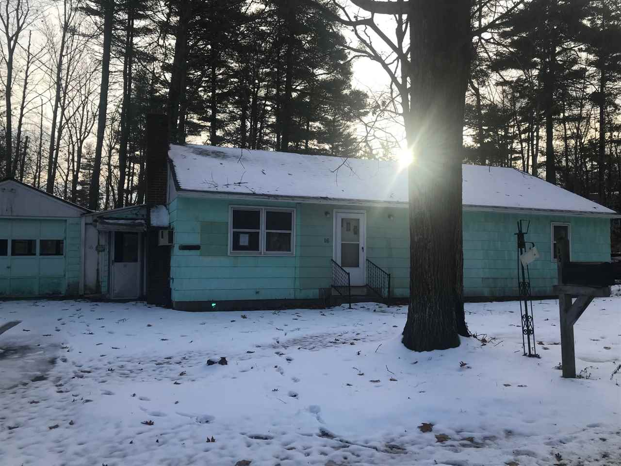 Laconia NH Home for sale $$140,000 $120 per sq.ft.