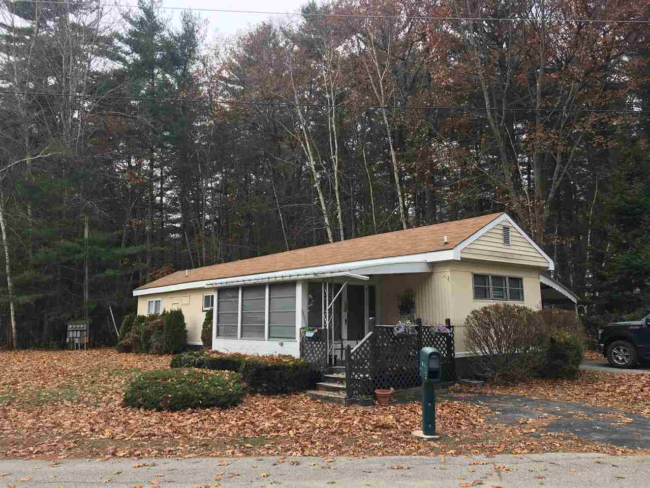 Hooksett NHMobile-Manufacured Home for sale $List Price is $30,000