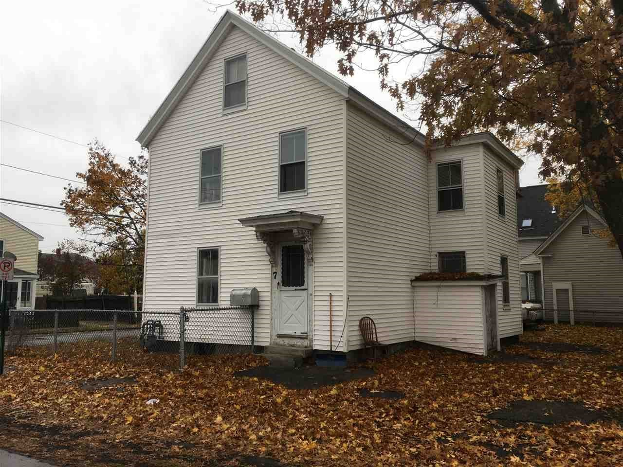 Nashua NH Multi Family for sale $List Price is $219,900