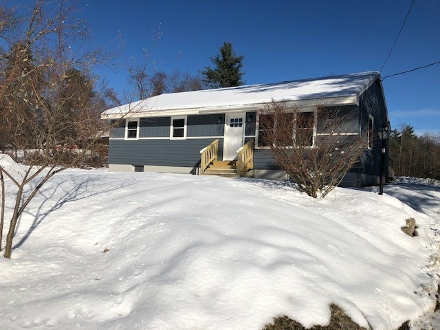 Bennington NH Home for sale $List Price is $189,900