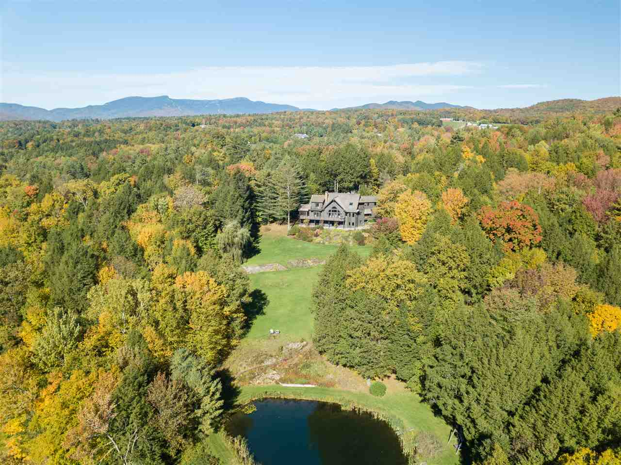 Photo of 198 Weeks Hill Meadows Road Stowe VT 05672