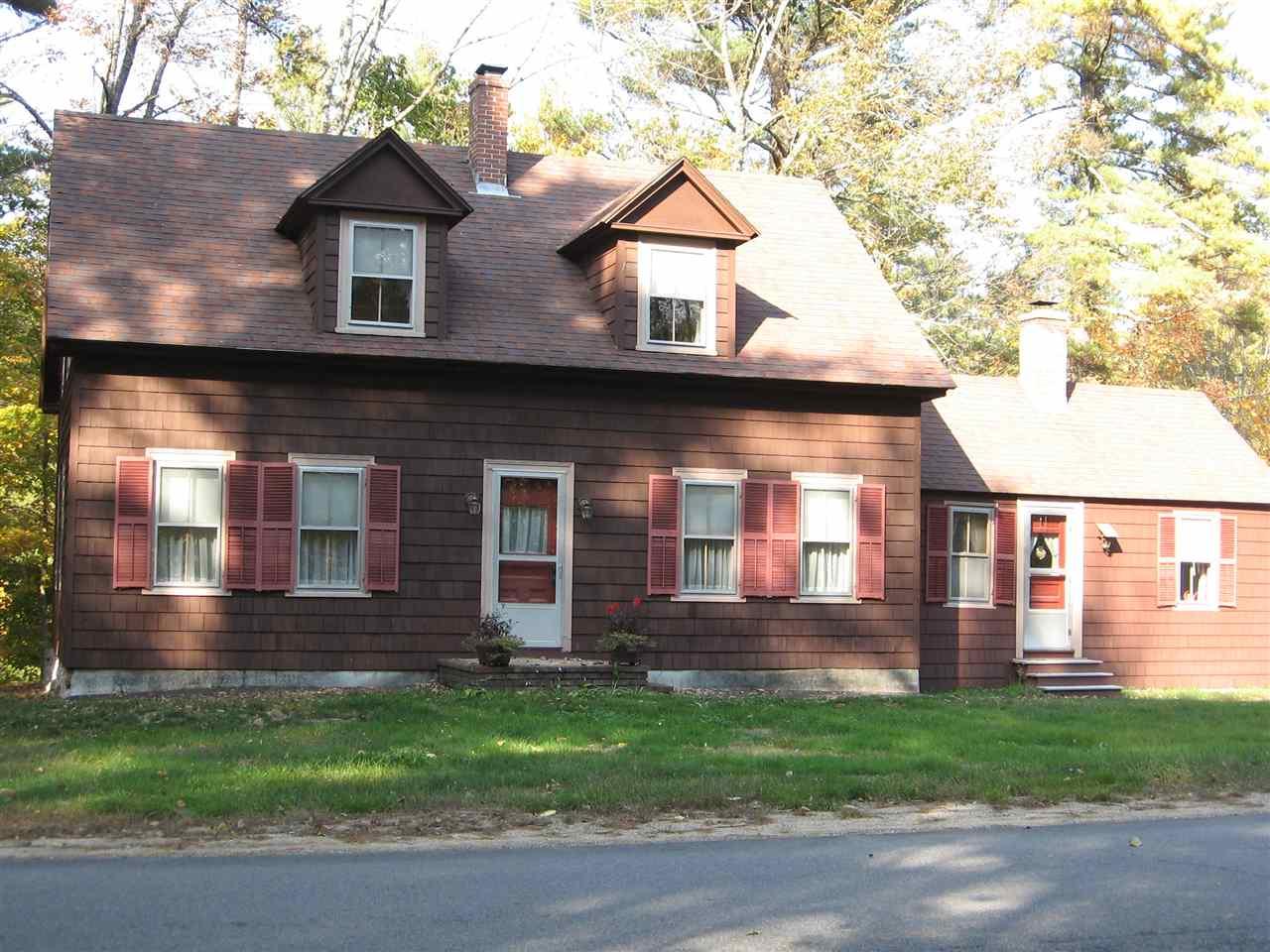 313 Whittier Road Tamworth 03886 Pinkham Real Estate