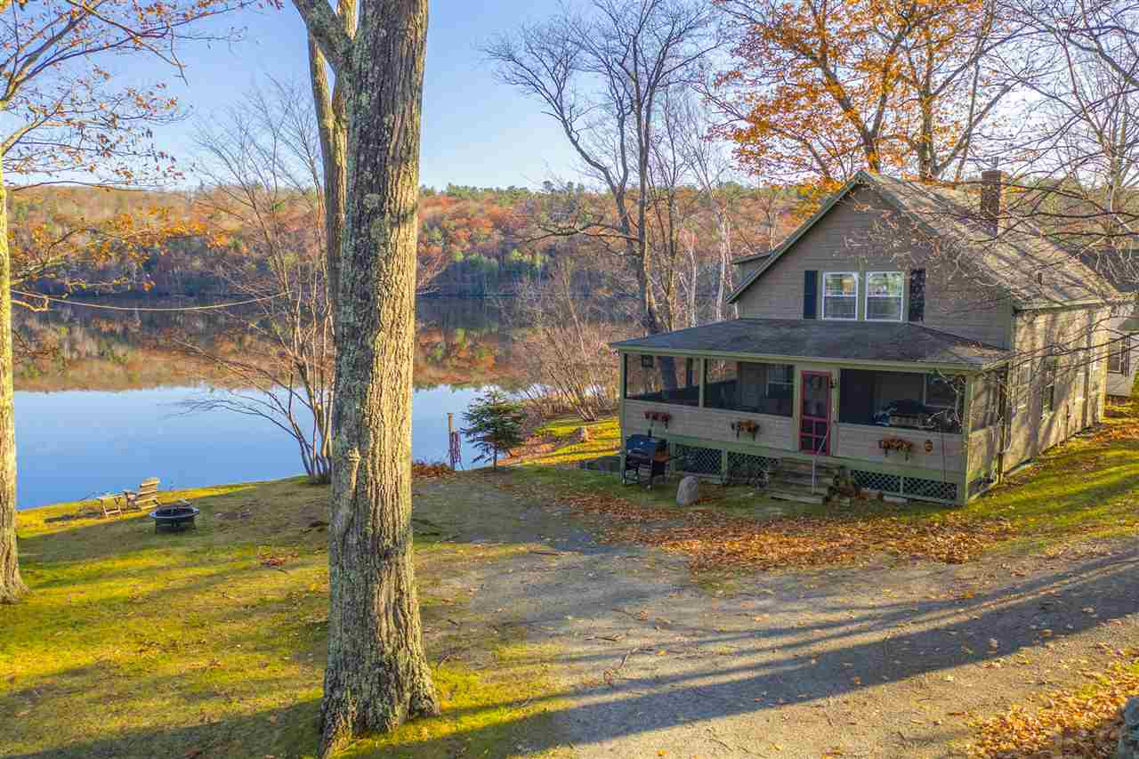 ENFIELD NH Lake House for sale $$599,000 | $331 per sq.ft.