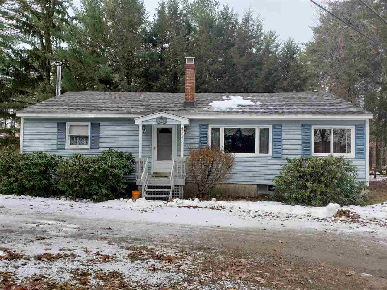 TILTON NH  Home for sale $265,000