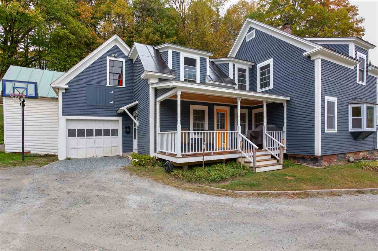 Village of Woodstock in Town of Woodstock VT Home for sale $List Price is $369,000