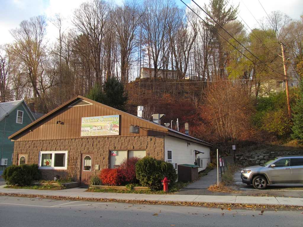 Springfield VT Commercial Property for sale $List Price is $124,000