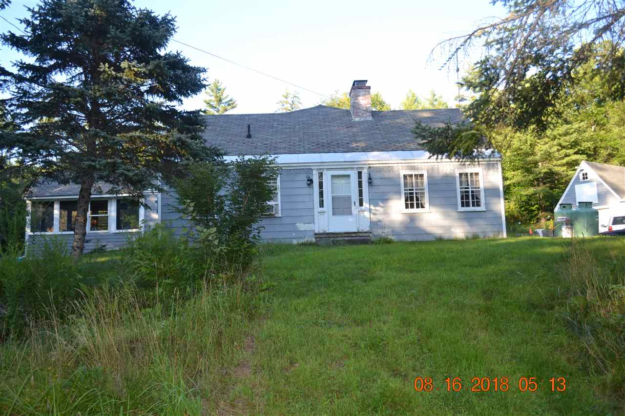 EFFINGHAM NH  Home for sale $190,000