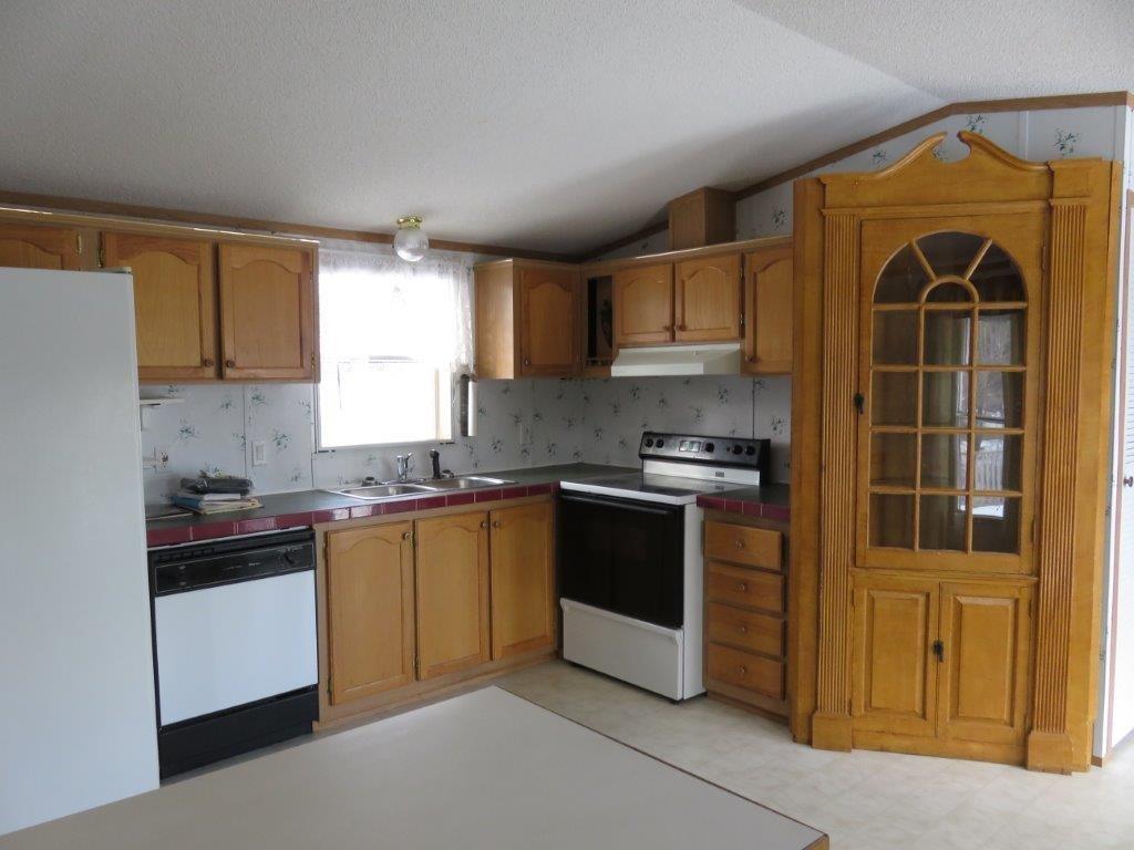 Applianced Kitchen
