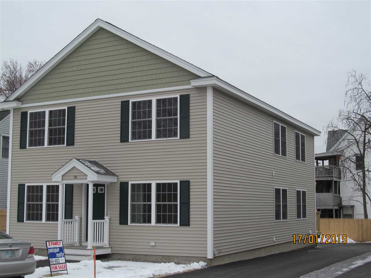 image of Manchester NH  2 Unit Multi Family | sq.ft. 3696