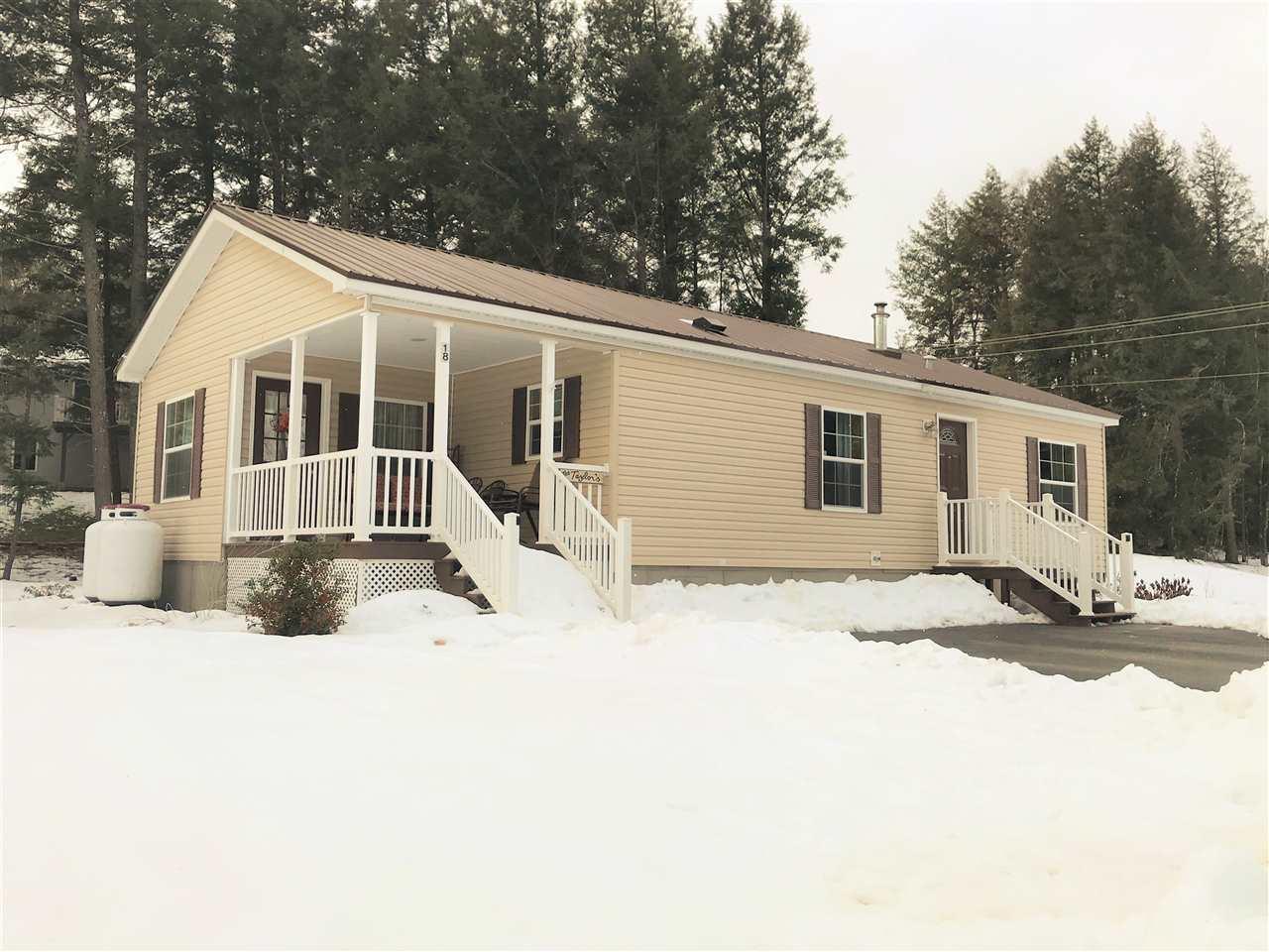 NEW HAMPTON NH Home for sale $96,900