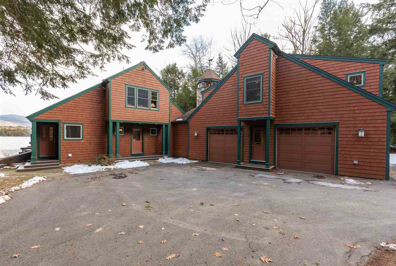 MOULTONBOROUGH NH  Home for sale $1,245,000