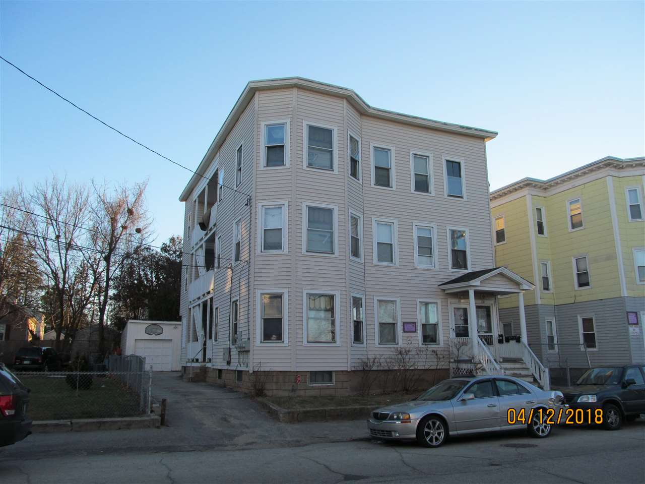 image of Manchester NH  5 Unit Multi Family | sq.ft. 5528