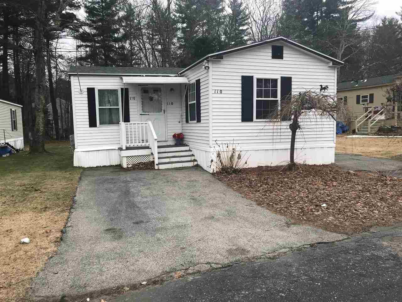 Salem NHMobile-Manufacured Home for sale $List Price is $58,000
