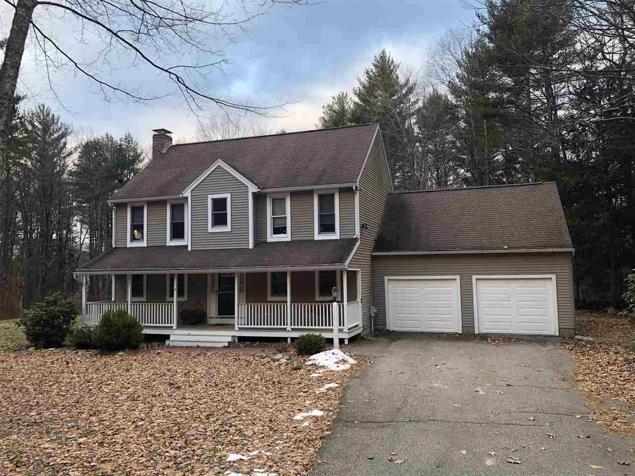 Fremont NHHome for sale $List Price is $374,475