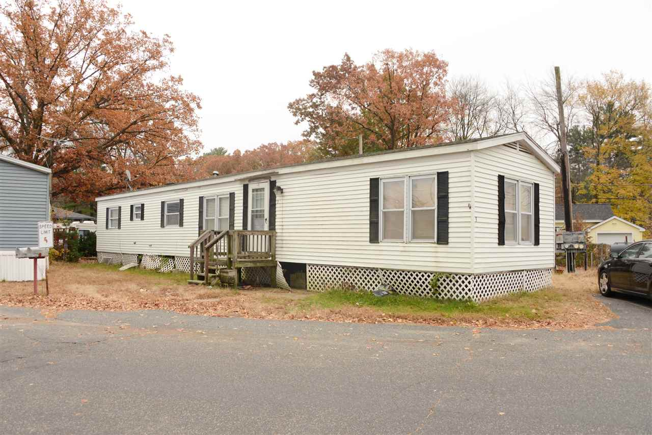 Salem NHMobile-Manufacured Home for sale $List Price is $28,900