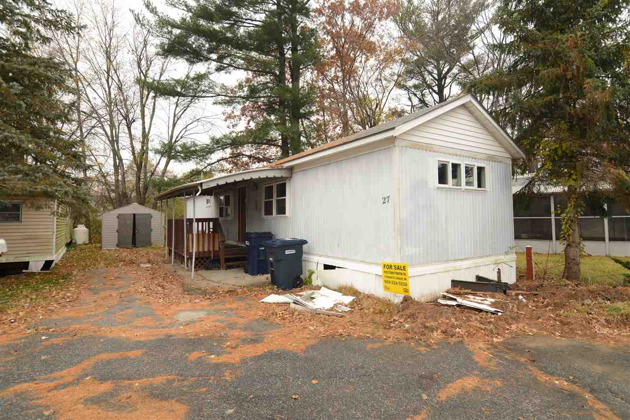 Salem NHMobile-Manufacured Home for sale $List Price is $11,900