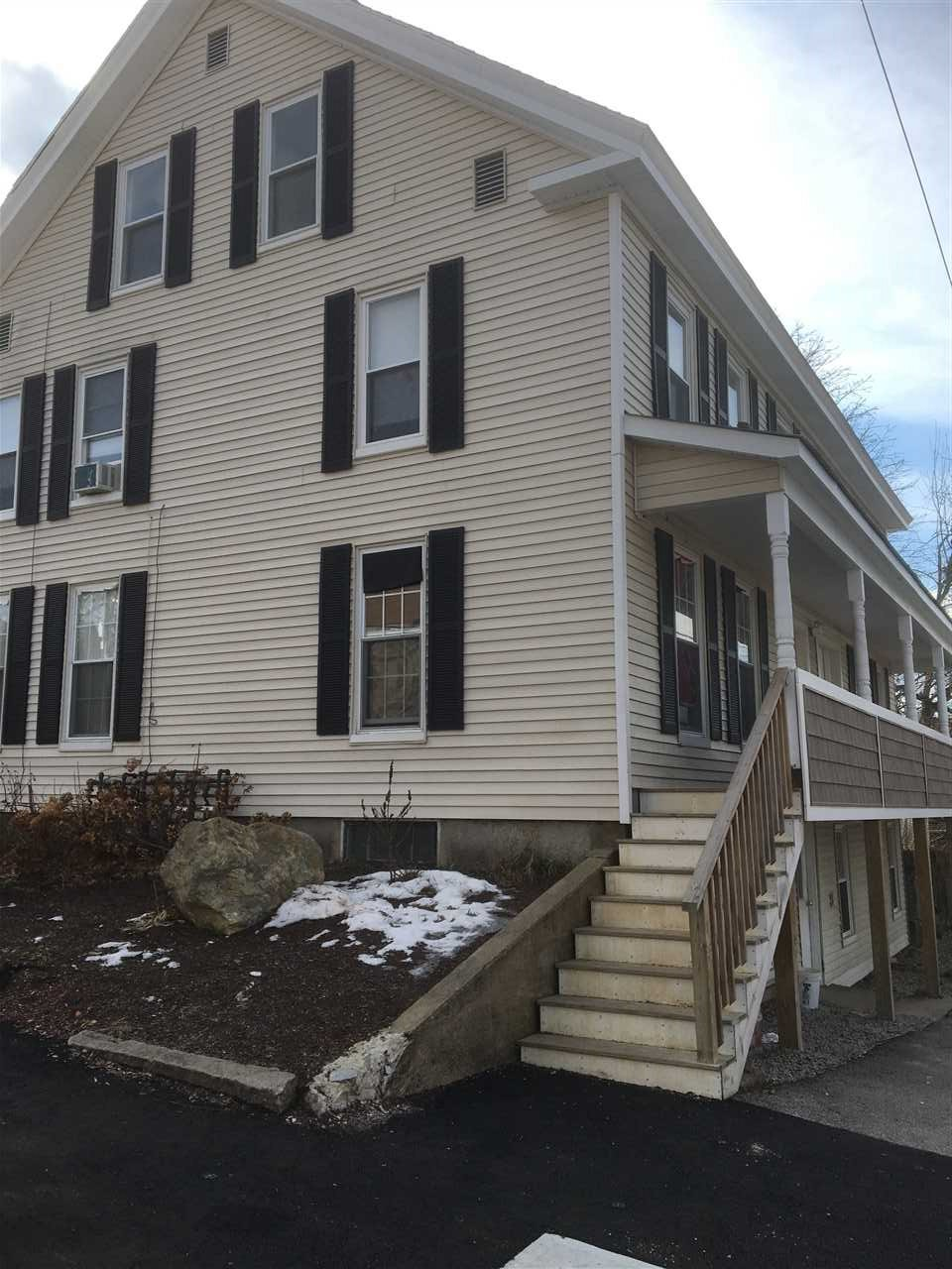 VILLAGE OF PENACOOK IN TOWN OF CONCORD NH Multi-Family for rent $Multi-Family For Lease: $1,100 with Lease Term