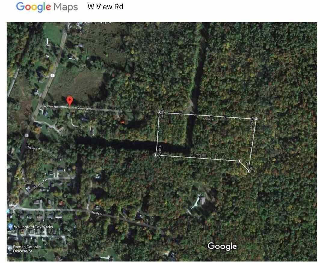 WALLINGFORD VTLAND  for sale $$29,500 | 10.2 Acres  | Price Per Acre $0