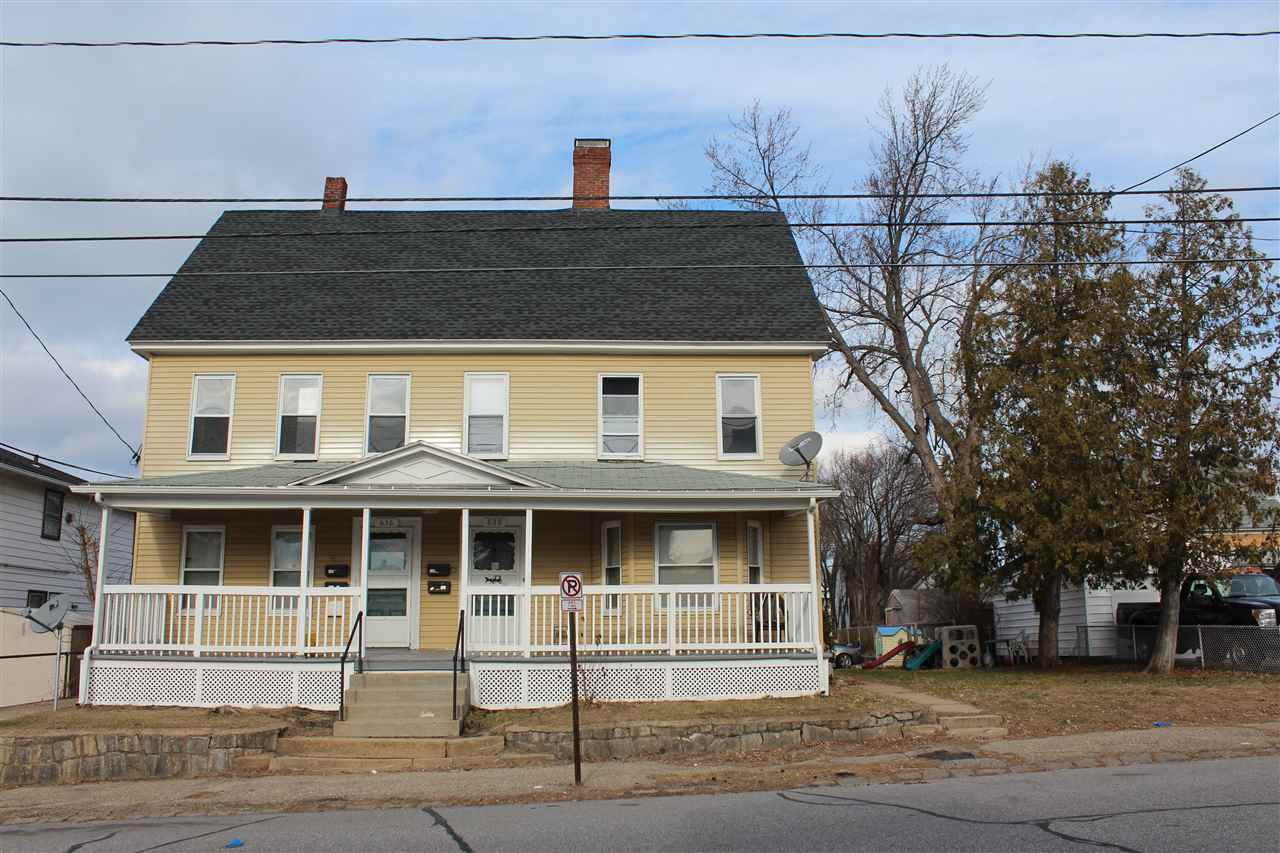 image of Manchester NH  4 Unit Multi Family | sq.ft. 6998