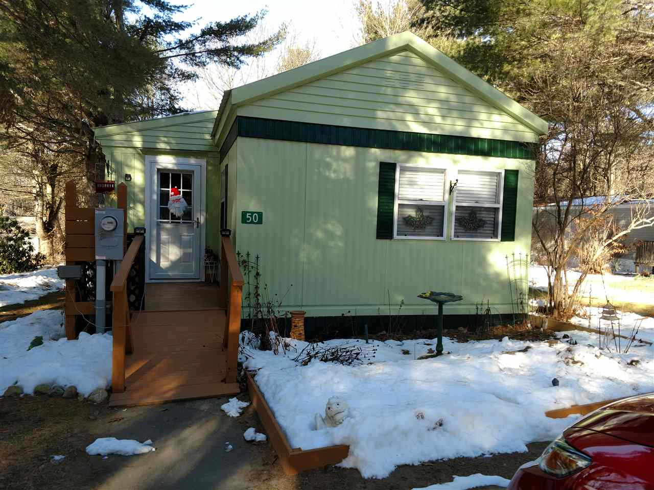 VILLAGE OF CENTER TUFTONBORO IN TOWN OF TUFTONBORO NH Home for sale $44,900