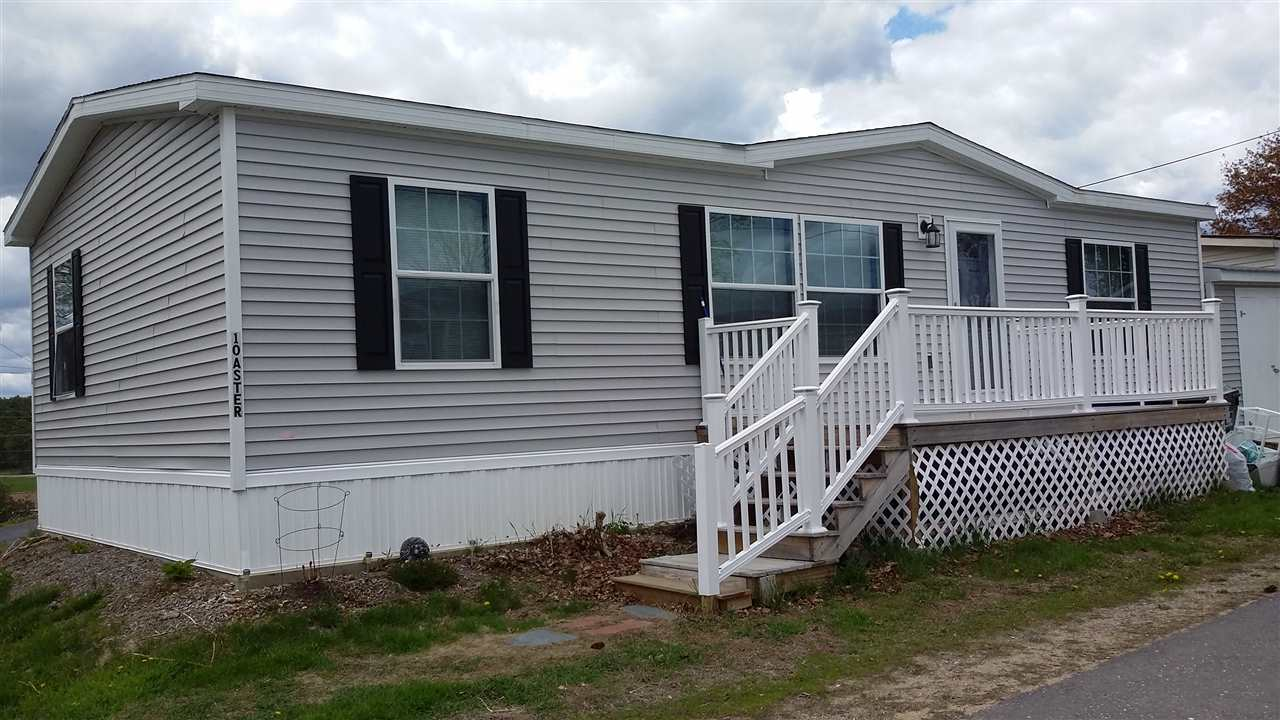 TILTON NH  Home for sale $109,500