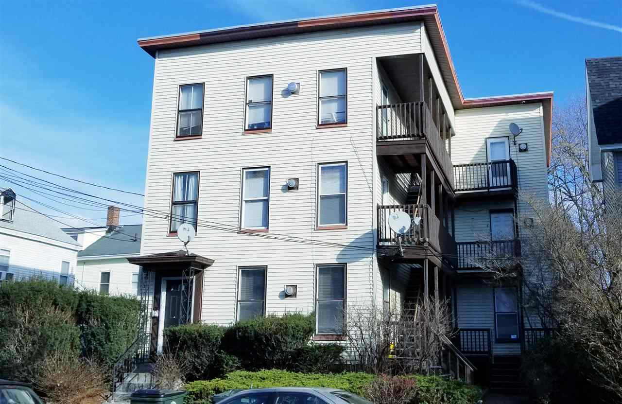 image of Manchester NH  8 Unit Multi Family | sq.ft. 5460