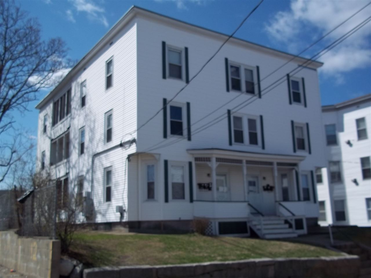 image of Manchester NH  6 Unit Multi Family | sq.ft. 8543
