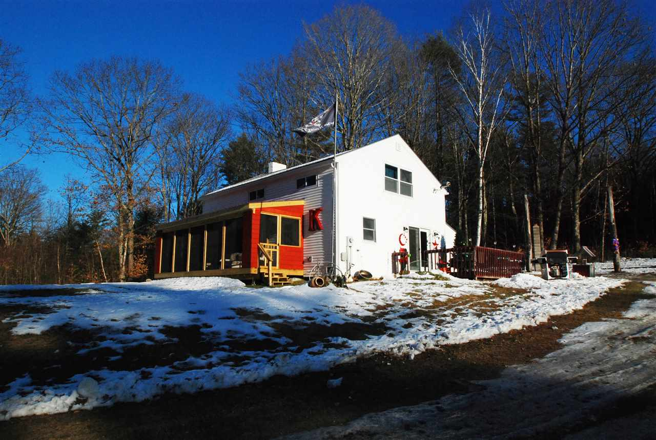 VILLAGE OF GILMANTON IRON WORKS IN TOWN OF GILMANTON NH  Home for sale $199,900