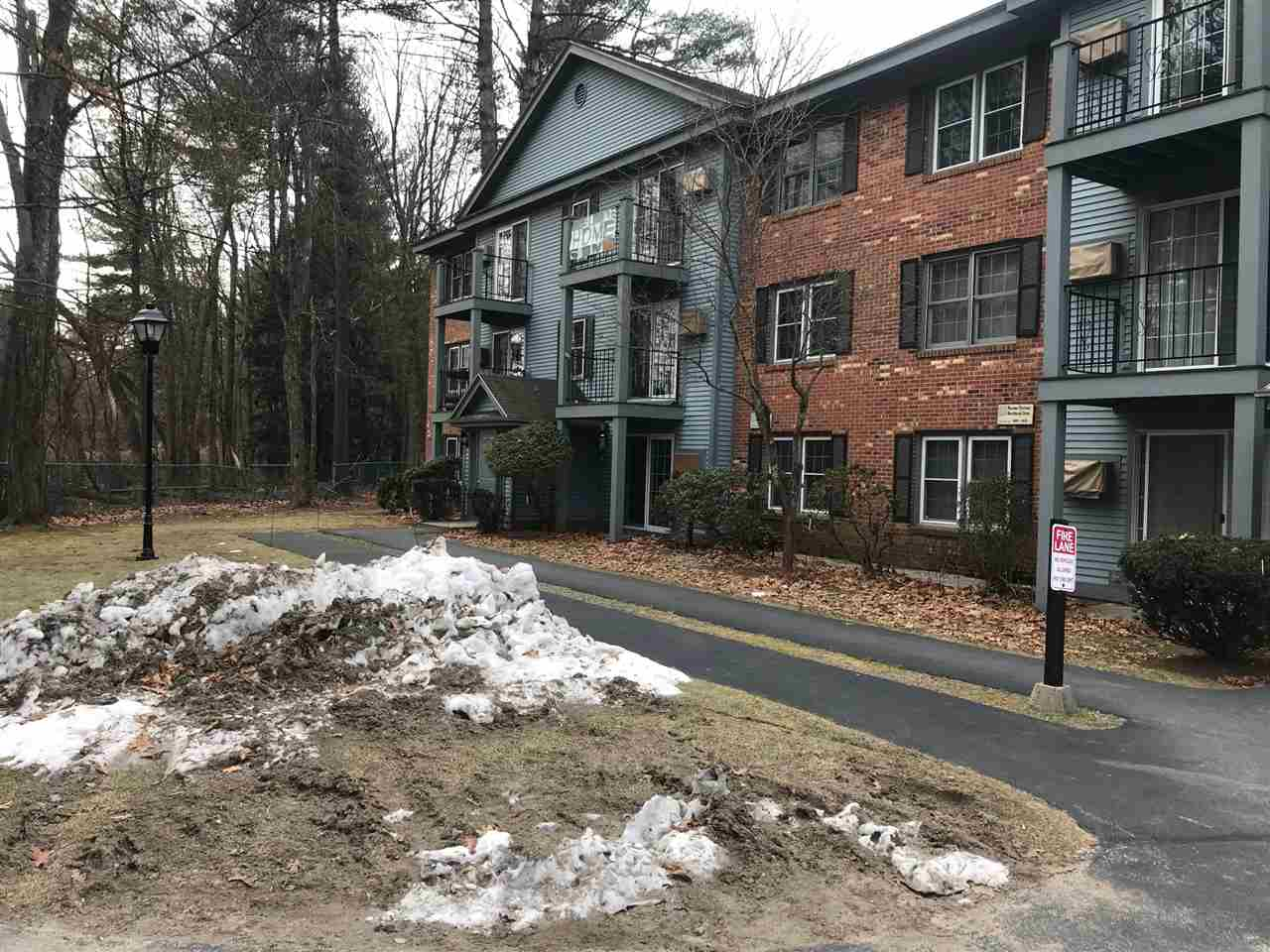 image of Manchester NH Condo | sq.ft. 512