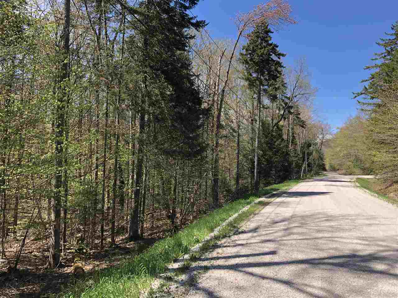 Plymouth VT Land  for sale $List Price is $8,500