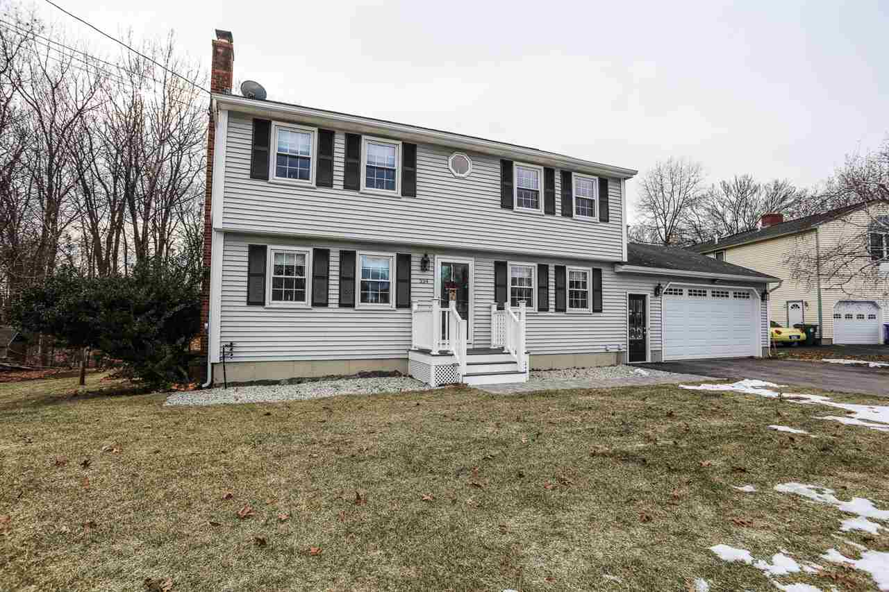 MANCHESTER NH Home for sale $$319,900 | $192 per sq.ft.