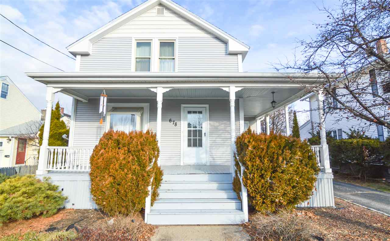 MANCHESTER NH Home for sale $$219,900 | $170 per sq.ft.