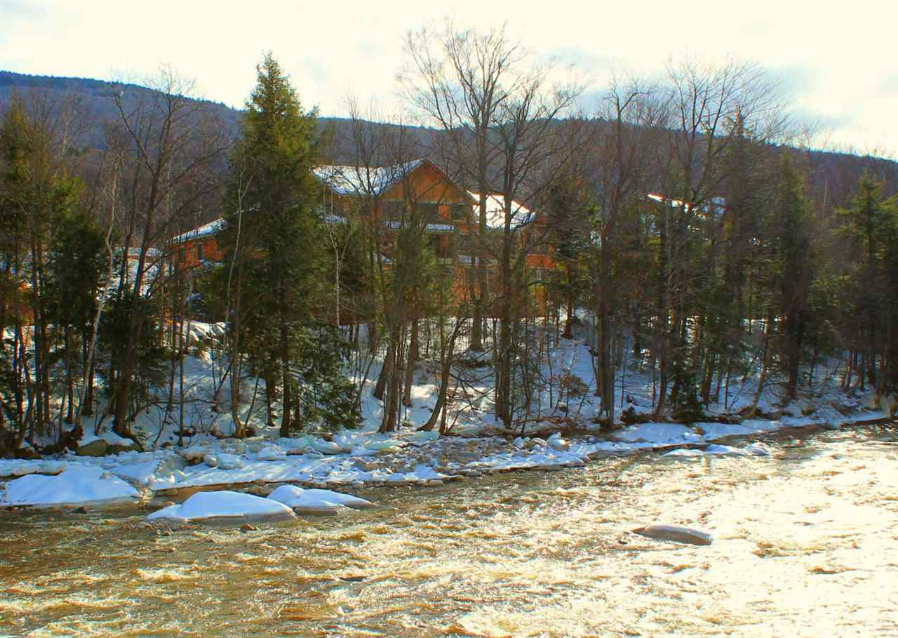 Lincoln NH River Pemigewasset waterfront home for sale