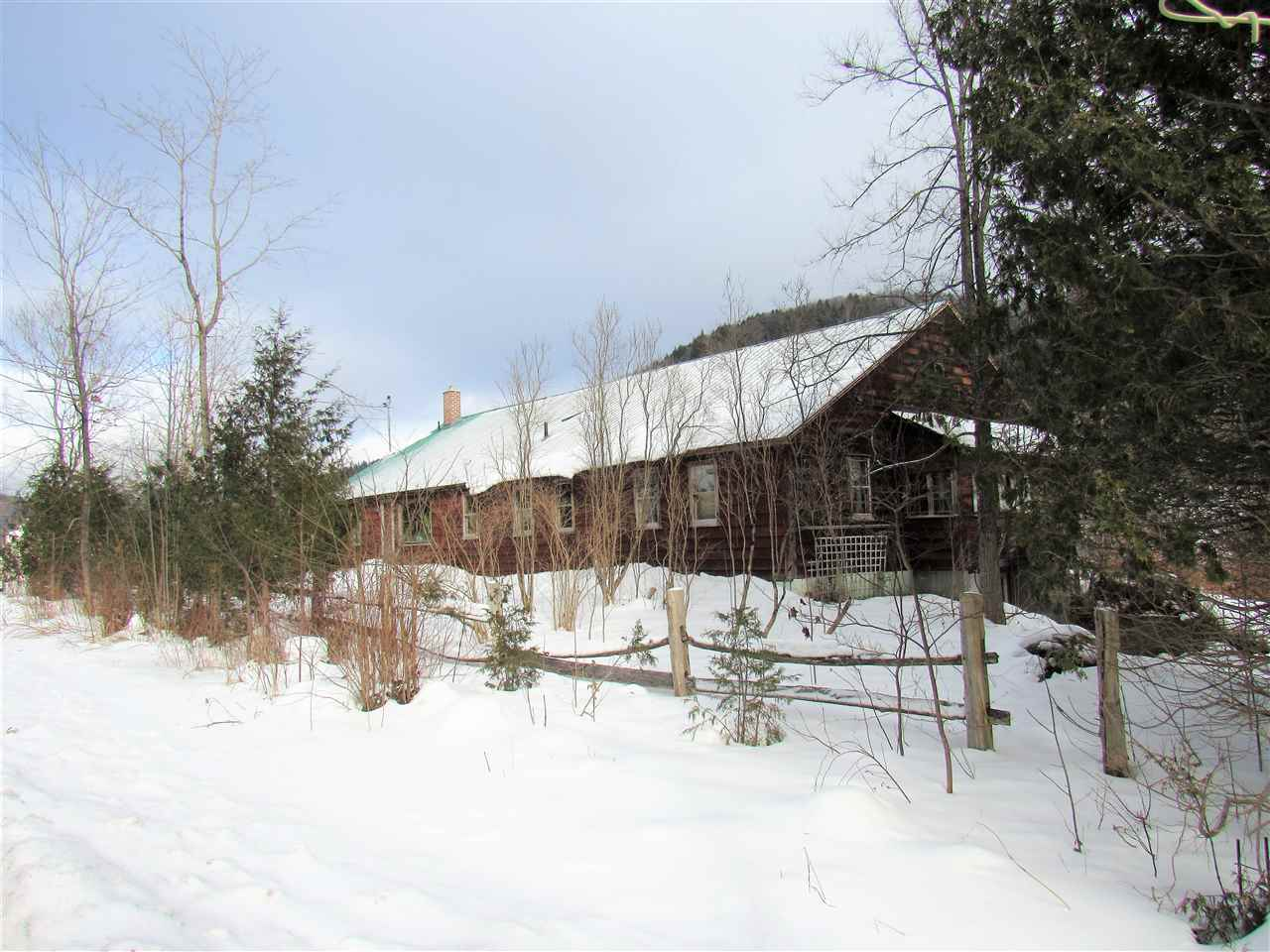 Chelsea VTHorse Farm | Property  on The First Branch of the White River