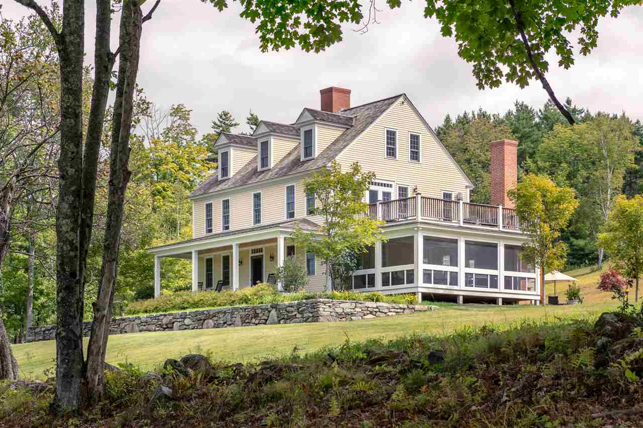 Norwich VT Home for sale $List Price is $2,499,000