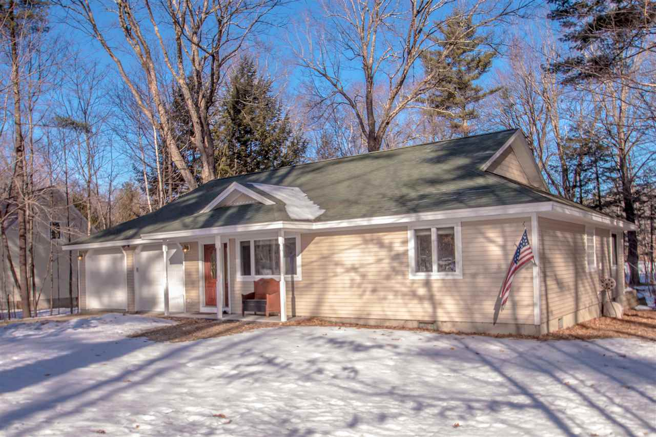 VILLAGE OF CENTER OSSIPEE IN TOWN OF OSSIPEE NH  Home for sale $238,000