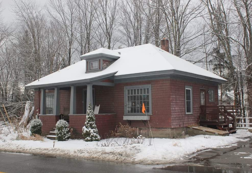 Village of North Springfield in Town of Springfield VT Home for sale $List Price is $92,000