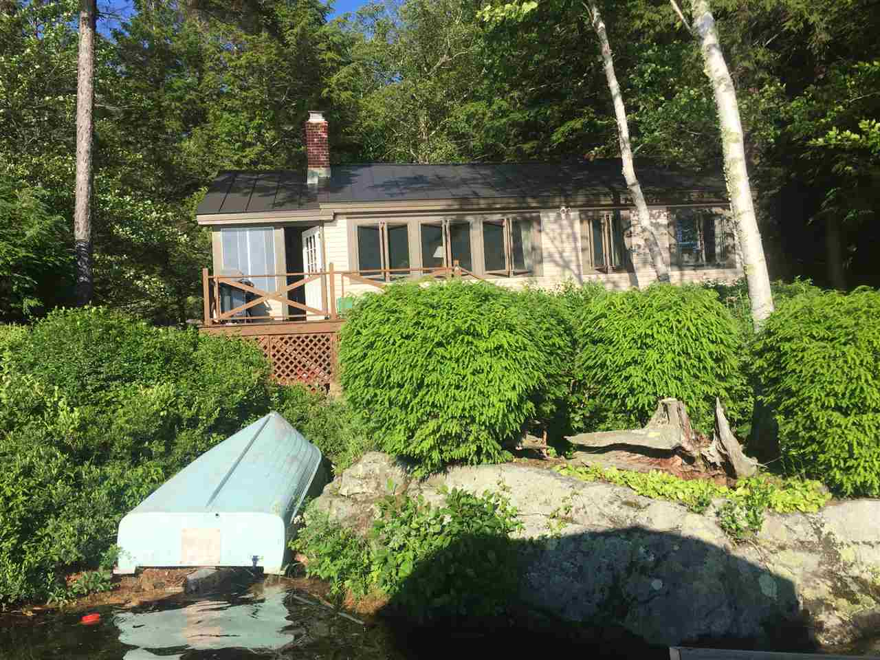NEWBURY NH Lake House for sale $$950,000 | $1,599 per sq.ft.