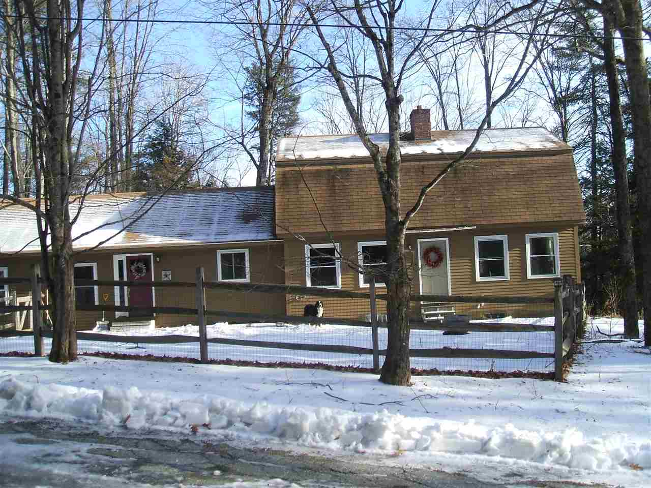 Village of Quechee in Town of Hartford VT Home for sale $List Price is $285,000