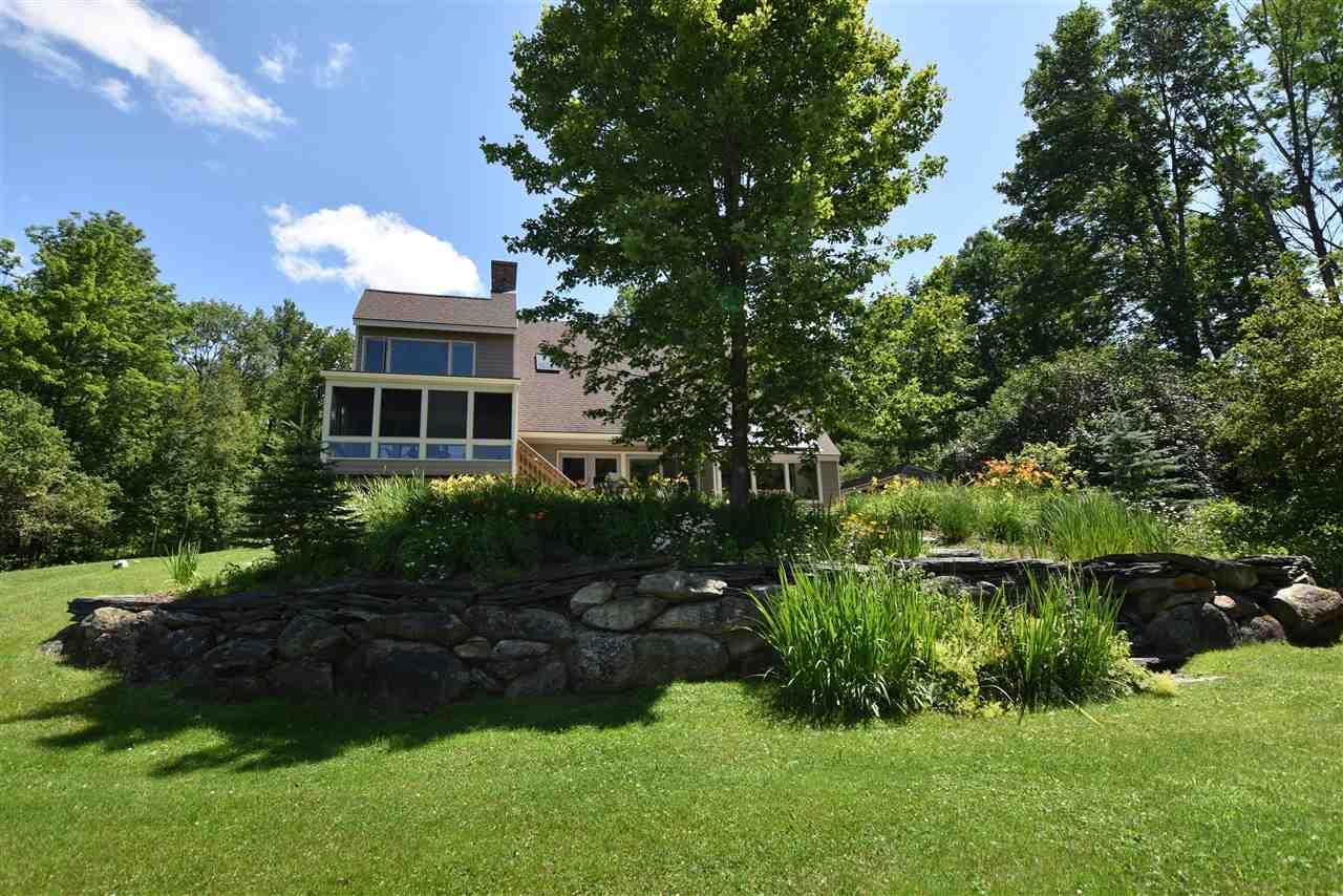 Shrewsbury VTHorse Farm | Property  on Pond