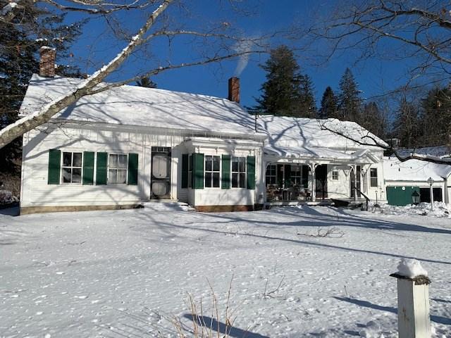 STRAFFORD VTLake House for sale $$169,900   $75 per sq.ft.