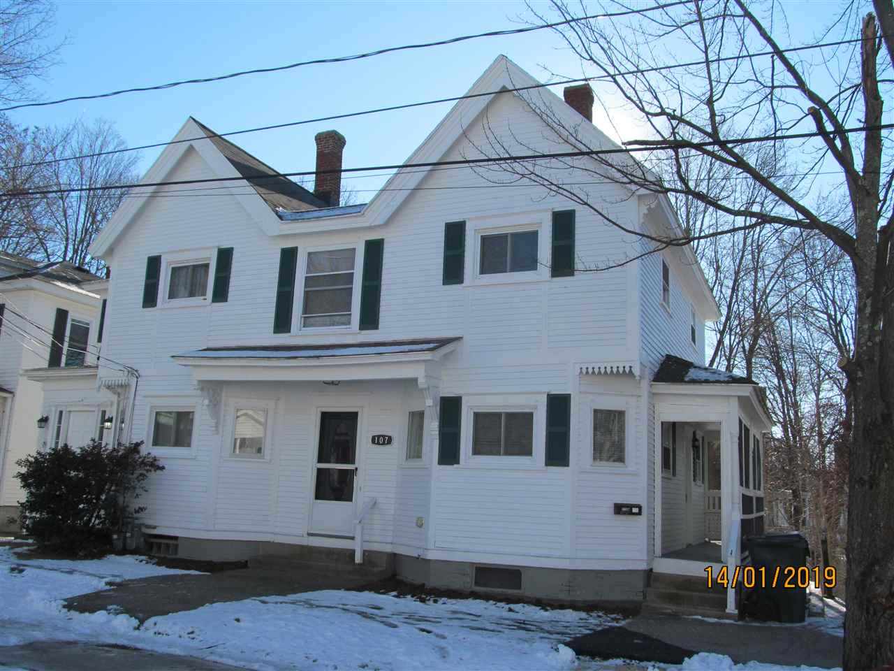 image of Manchester NH  2 Unit Multi Family | sq.ft. 3084