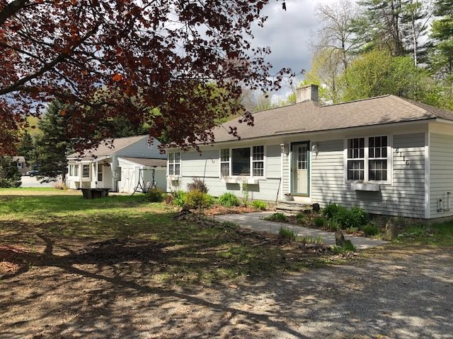 VILLAGE OF ASCUTNEY IN TOWN OF WEATHERSFIELD VT Home for sale $$212,500 | $184 per sq.ft.