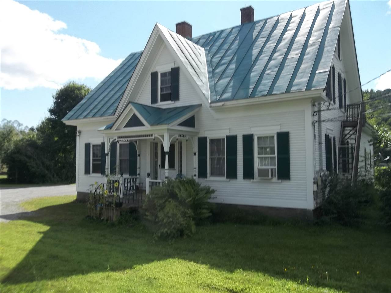 Woodstock VT Multi Family for sale $List Price is $325,000