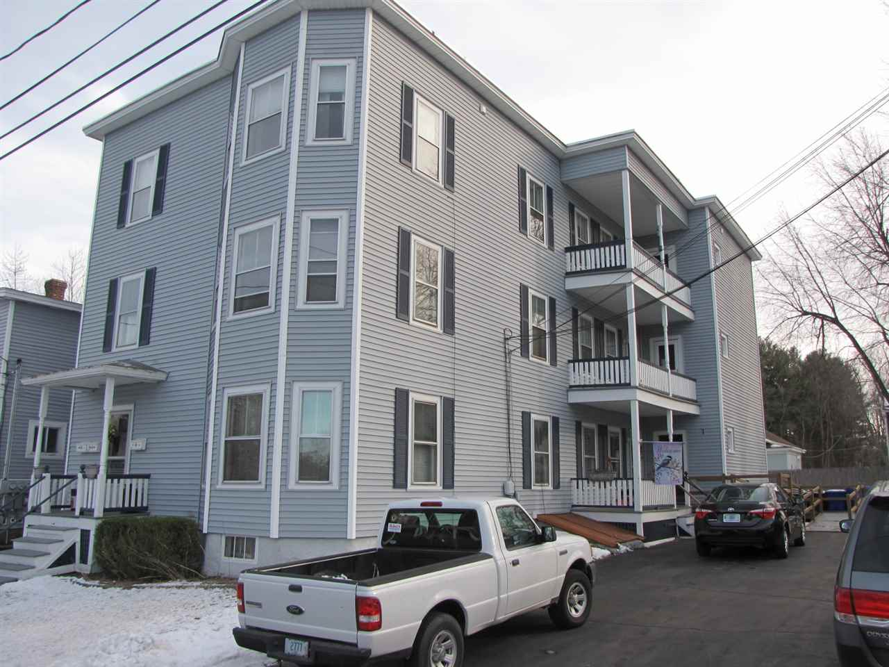image of Manchester NH  3 Unit Multi Family | sq.ft. 5728