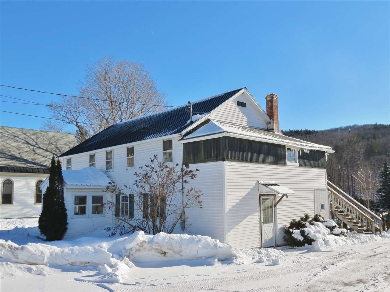 Village of Proctorsville in Town of Cavendish VT Multi Family for sale $List Price is $145,900