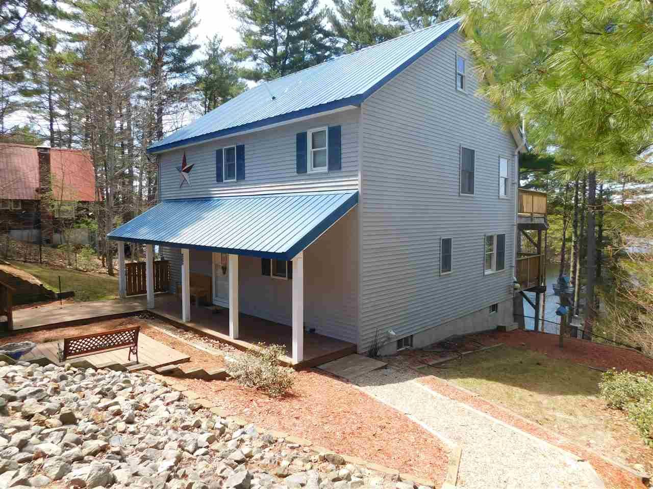 VILLAGE OF EAST WAKEFIELD IN TOWN OF WAKEFIELD NH Home for sale $406,000