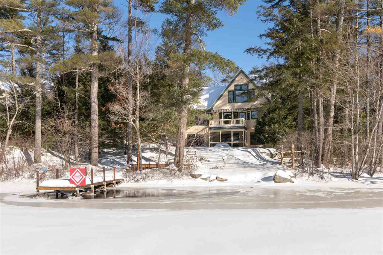 MLS 4734195: 11 First Point Road, Moultonborough NH